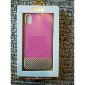 New iHome Phone Case iPhone Xs Max Pink.
